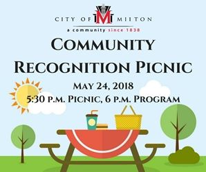 2018 Community Recognition Picnic