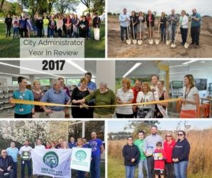 City Administrator Year-In-Review 2017