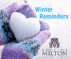 Winter Reminders