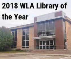 2018 WLA Library of the Year