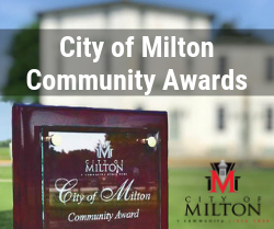 City of Milton Community Awards