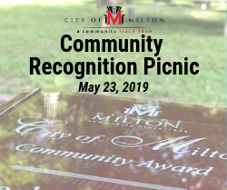 Community Recognition Picnic - May 23, 2019