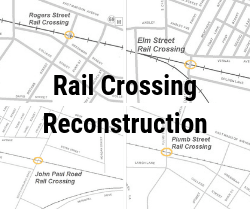 Rail Crossing Reconstruction