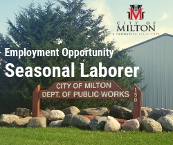 Employment Opportunity - Seasonal Laborer
