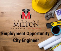 Employment Opportunity - City Engineer