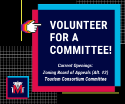 Volunteer for a Committee