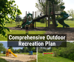 Comprehensive Outdoor Recreation Plan - photos of Milton parks
