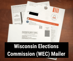 Wisconsin Elections Commission Mailing