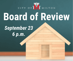 Board of Review - September 23, 6 p.m.