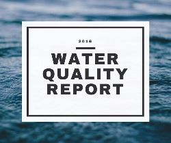 2016 Water Quality Report