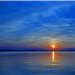 Blue Sunset - Photo Credit Michael Gouvion