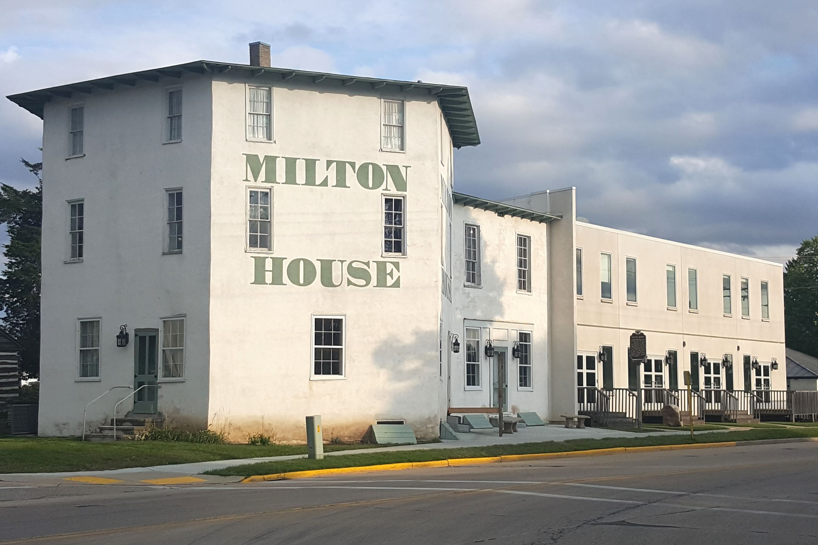 Milton House - Photo Credit Inga Cushman