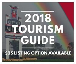 2018 Milton Tourism Guide - Listing Option