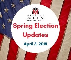 Spring Election Update