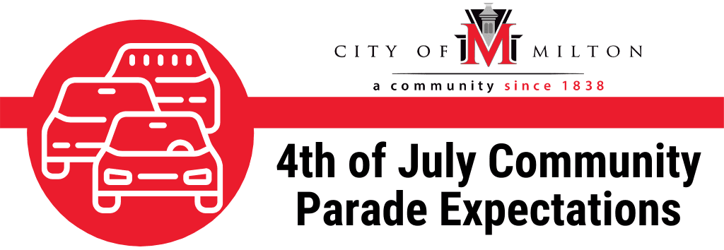 4th of July Community Parade Expectations